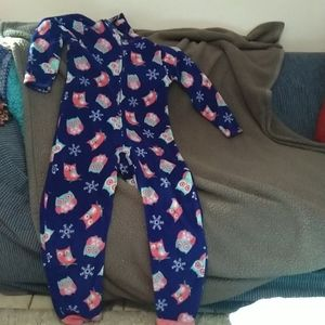 Soft & cute PJ couture owl onesies, sz small